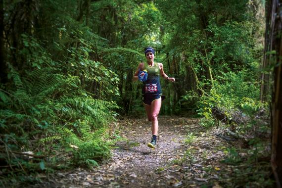 Ruth Croft returns home to tackle Tarawera Ultramarathon