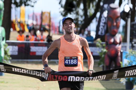 Rotorua runner Michael Voss ready for new challenge